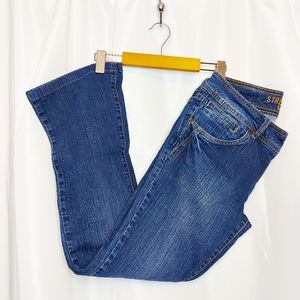 Streetwear Society Mid Rise Jeans Size 11